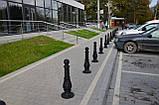 Столбик тротуарный парковочный GrunWelt (анкерный), фото 8