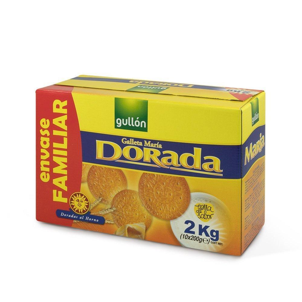 Печиво GULLON Maria Dorada, 2кг