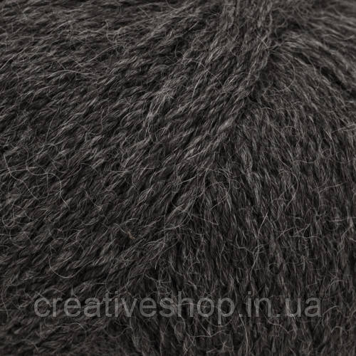 Пряжа Drops Puna (цвет 08 black)