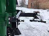 Картофелесажалка мототракторная двухрядная цепная Шип 120 л (одноточ. сцеп.), фото 6