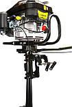 Лодочный мотор Grünwelt GW-200FD (бензин, 6,5 л.с., 4Т), фото 8