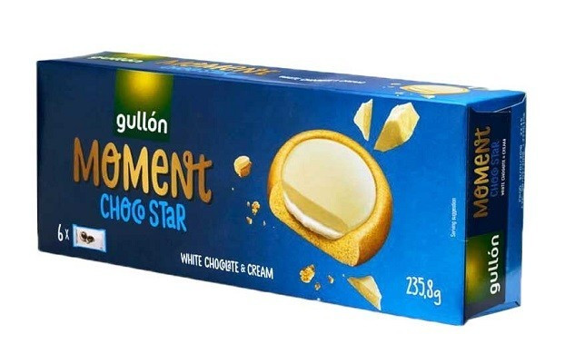 GULLON MOMENT ChocoStar