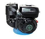 Двигатель бензиновый GrunWelt 230F-Т25 NEW Евро 5 (7,5 л.с., шлицы 25 мм), фото 5