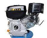 Двигатель бензиновый GrunWelt 230F-Т25 NEW Евро 5 (7,5 л.с., шлицы 25 мм), фото 6