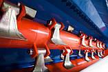 Мульчирователь KDX 200 STARK c гидравликой и карданом ( 2 м, молотки) (Литва), фото 7