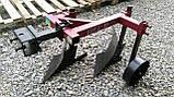 Плуг 2-х корпусный 219 с опорным колесом Каменец для тяжелых мотоблоков, фото 5