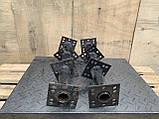 Фреза с ножами Булат на ось колес 32 мм (ширина 0,6-0,8-1,1 м, Weima), фото 4