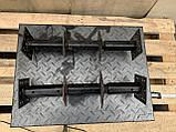 Фреза с ножами Булат на ось колес 32 мм (ширина 0,6-0,8-1,1 м, Weima), фото 7