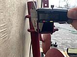 Дисковый окучник Булат Ф-370 (двойная сцепка 800 мм,круглые стойки), фото 3