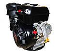 Двигатель бензиновый Weima WM190F-S (CL) (центробежное сцепление, шпонка, 25 мм, 16 л.с.), фото 4