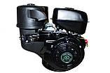 Двигатель бензиновый GrunWelt GW460F-S (CL) (центробежное сцепление, шпонка, 18 л.с., ручной стартер), фото 8