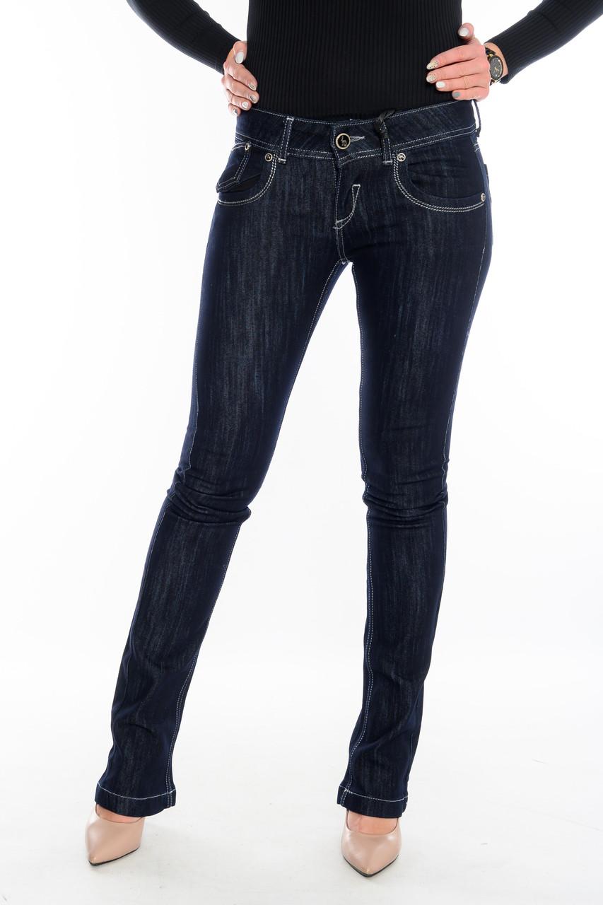 Женские джинсы ОMATjeans 9483-806 синие