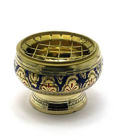 "Курительница бронзовая (7х7х5 см)(Hathi Bowl NC 3"")"