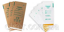 Крафт-пакети для стерилізації 100Х200 мм Білий