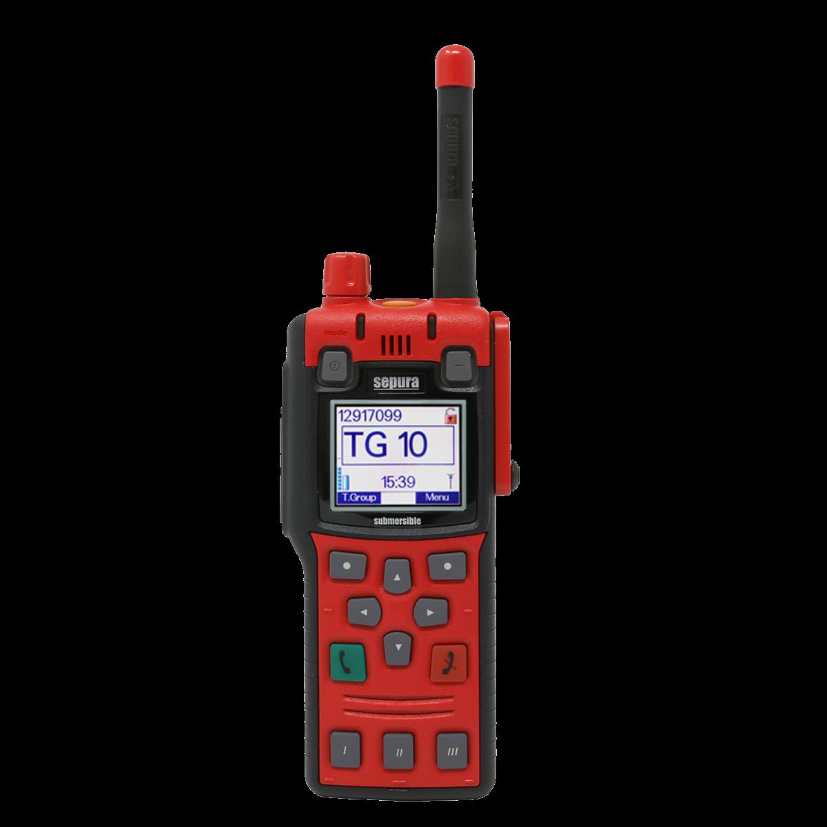 Портативна іскробезпечний радіостанція Sepura STP8X100