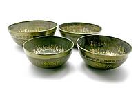 Чаши поющие (н-р 4 шт.)(d-21 см d-19,5 см d-18 см d-16 см)(Singing Bowl SUPER FINE set of 4ps)
