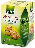 Печиво GULLON Diet Fibra, 450г