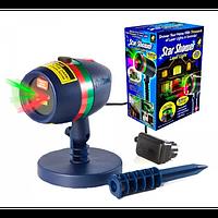 ВІДЕО-Лазер диско PAR mini, 18LED, RGB, NEW 2019-гарантія!