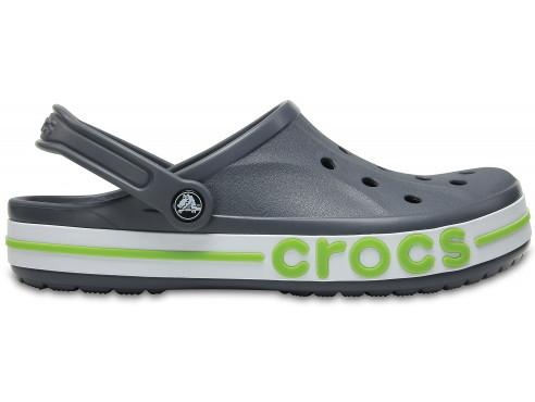 Кроксы летние Crocs Bayaband Clog серые 39 р.