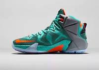 Nike Lebron 12 NSRL – королевский прием кроссовок, повышающих прыжок