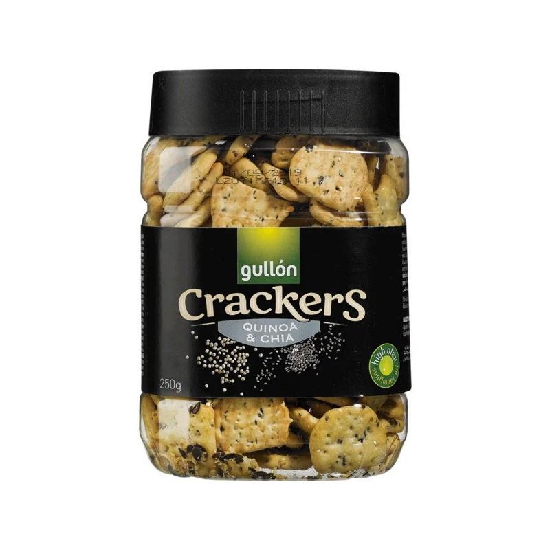 Крекер Gullon Crackers Quinoa & Chia (250g)