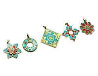 Медальон (Metal pendants)