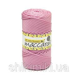 Трикотажный шнур PP Macrame Medium, цвет Розовый