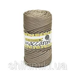 Трикотажный шнур PP Macrame Medium, цвет Капучино