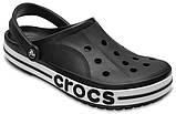 Летние кроксы Crocs Bayaband Clog черные 38 р., фото 6