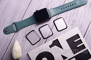 Защитное стекло для Apple Watch Series 5 44mm Black