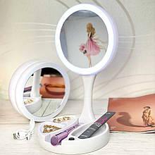 Косметичне дзеркало з підсвічуванням My Foldaway Mirror