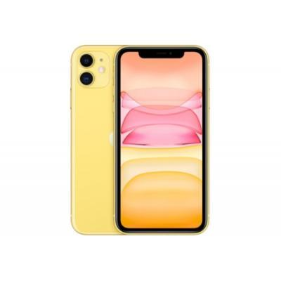 Мобильный телефон Apple iPhone 11 64Gb Yellow (MWLW2RM/A | MWLW2FS/A | MHDE3FS/A)