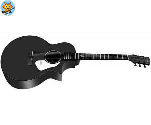 Электроакустическая гитара Enya Nova GE-BK with TransAcoustic