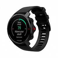 Мультиспортивные часы Polar Grit X Black p.ML (черный) (90081734)
