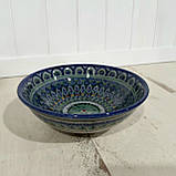 Глубокая тарелка ~450 мл. Ручная работа. Узбекистан (17_1), фото 2