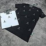 Мужская футболка Philipp Plein CK1613 белая, фото 2