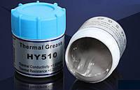 Термопаста банку сіра HY-510