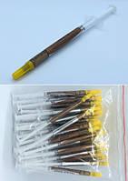 Термопаста жовта маленький шприц (упаковка 50 шт)