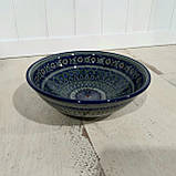 Глубокая тарелка ~450 мл. Ручная работа. Узбекистан (17_2), фото 2