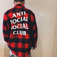Рубашка Anti Social Social Club (Анти Сошал Сошал Клаб) (в наличии Л и ХЛ)