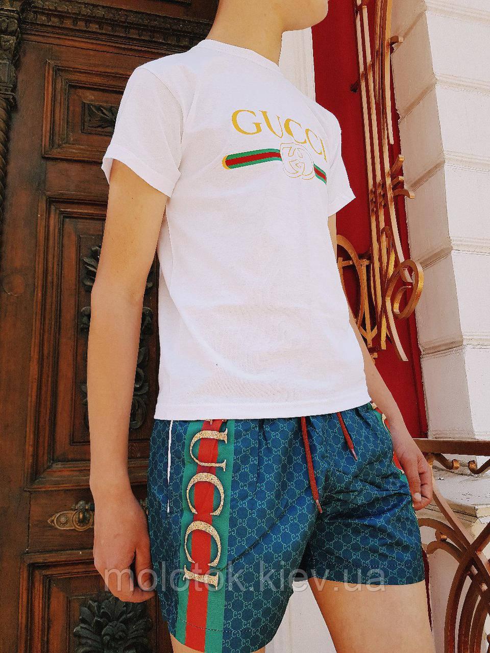Плавательные шорты Gucci
