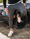 Стильные брюки (клетка), фото 2