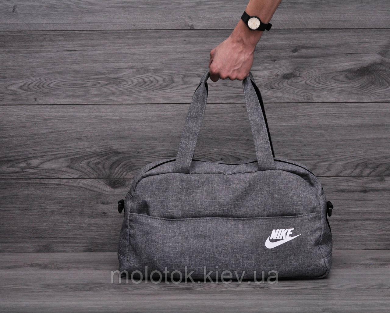 Спортивная сумка Nike (Найк), меланж