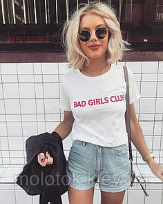 Футболка Bad Girls Club (Бед Гёрлз Клаб)