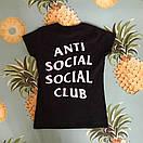 Футболка Anti Social Social Club (Анти Сошал Сошал Клаб), фото 2