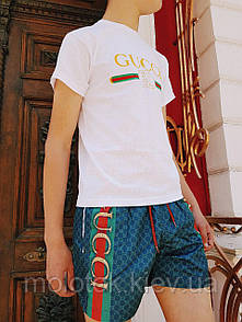 Плавальні шорти Gucci