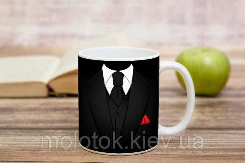 Чашка Джентльмен