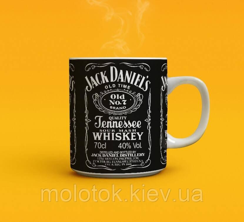 Чашка Jack Daniel's