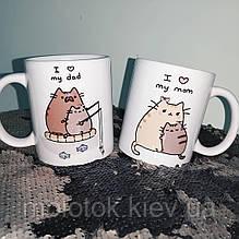 Парные чашки