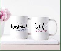 Парные чашки Husband&Wife